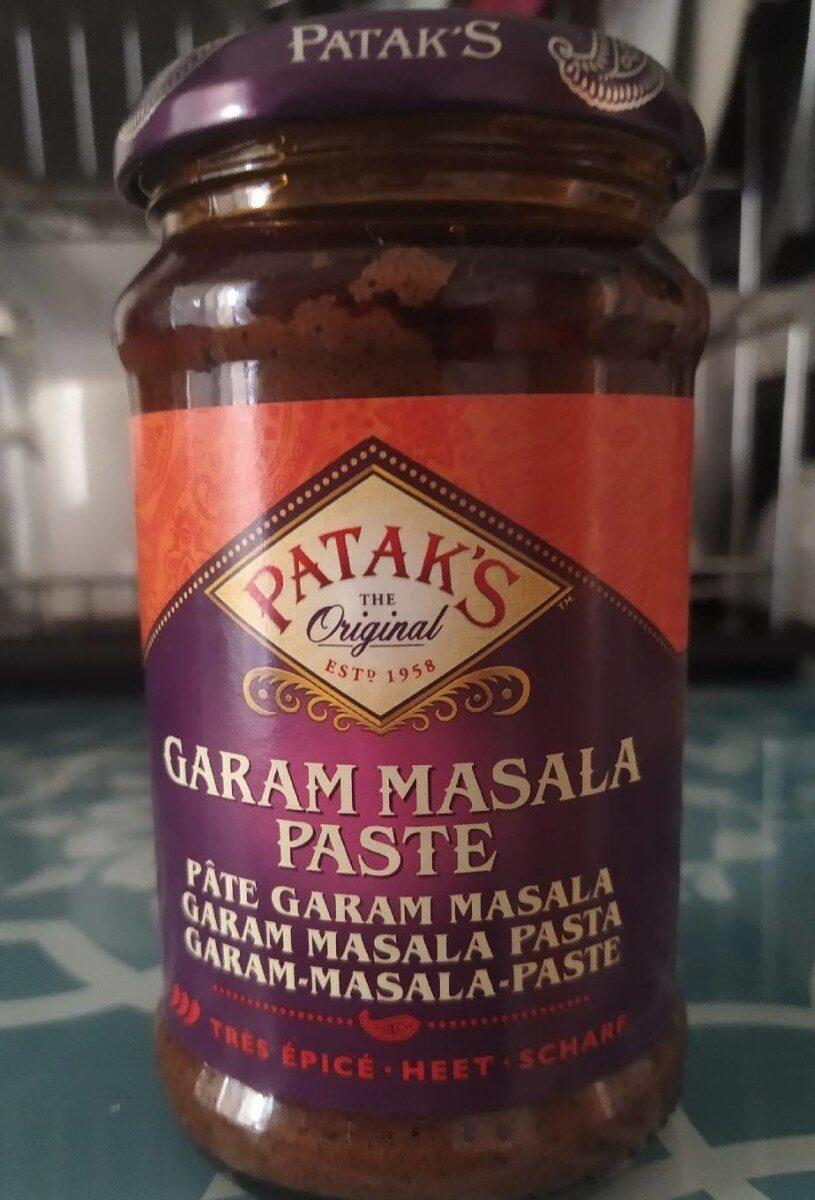 Garam Masala - Produit - fr