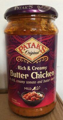 Butter Chicken / Pollo Mantequilla - Produit - es