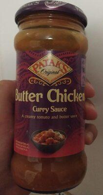 Butter chicken - Produit - es