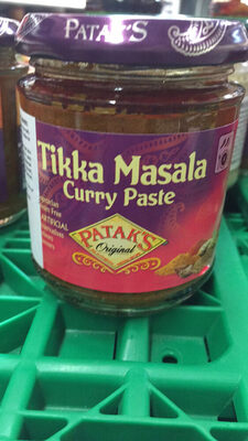 Tikka Masala Curry Paste - Product - fr