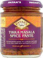 Tikka Masala Spice Paste - Produit - fr