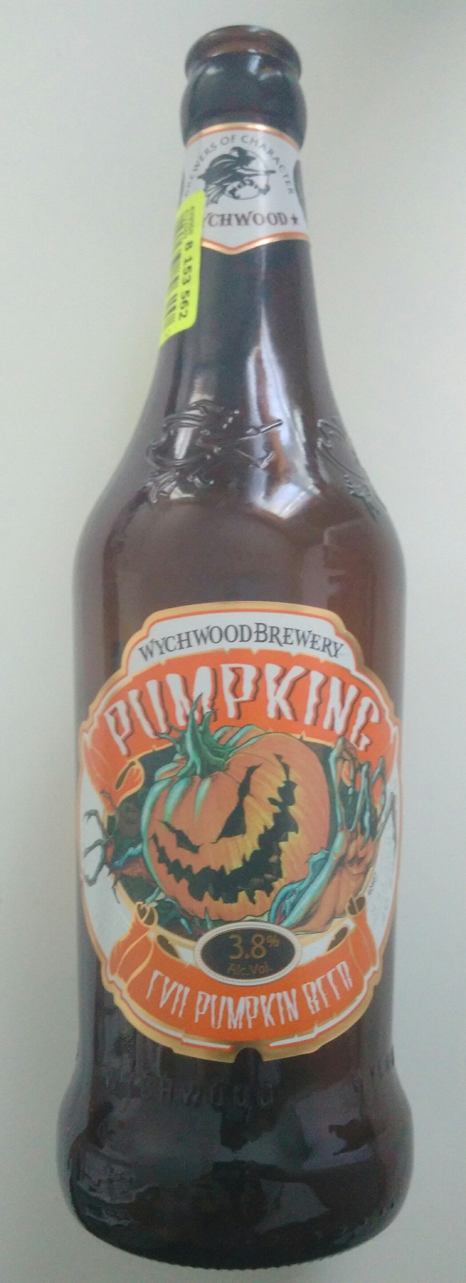 Pumpking evil pumpkin beer - Prodotto - fr