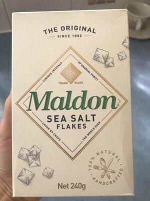 Flocons de sel de mer - Prodotto - fr