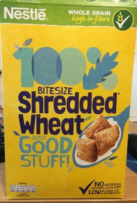 Shredded Wheat Bitesize - Product - en