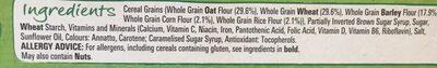 Cheerios 375g - Ingrédients