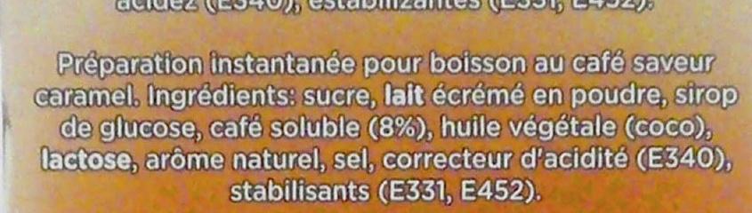 Caramelo - Ingrediënten