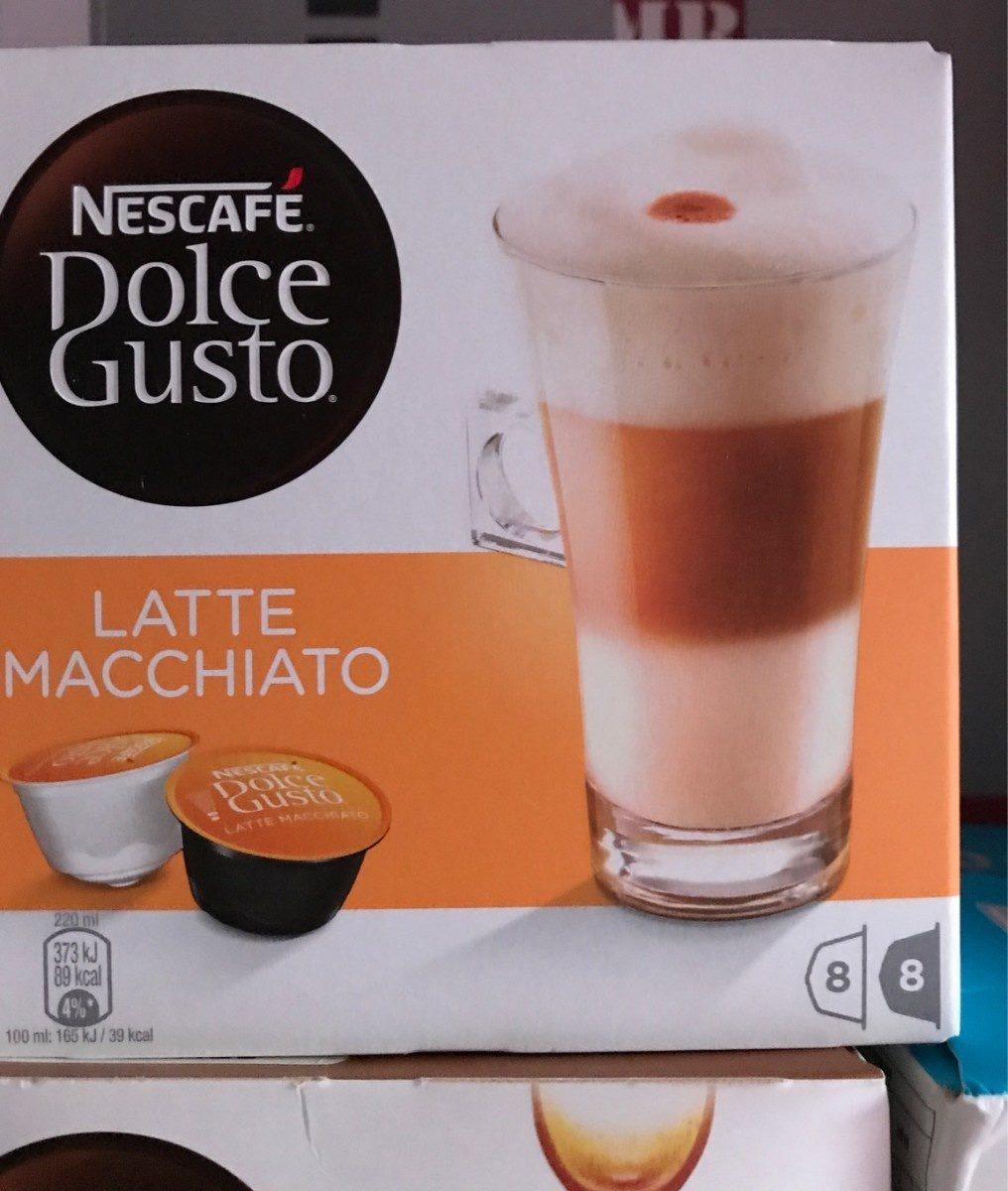 Latte macchiatto dolce gusto - Product