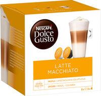 Capsules NESCAFE Dolce Gusto Latte Macchiato 16 Capsules - Produkt - fr