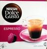 Espresso - Produit