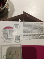 Capsules NESCAFE DOLCE GUSTO Espresso 16 Capsules - Nährwertangaben - fr