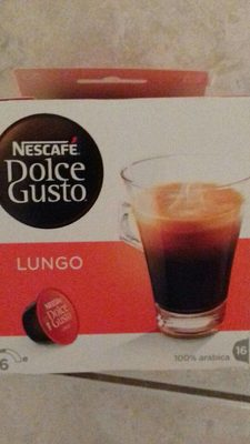 Lungo - Nutrition facts