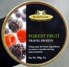 Forest Fruit Travel Sweets - Produit