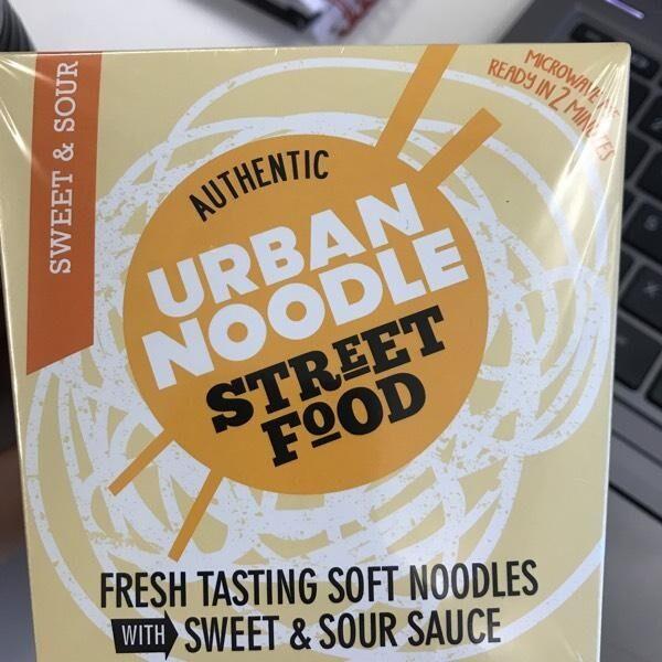 Urban noodle street food - Produit - en
