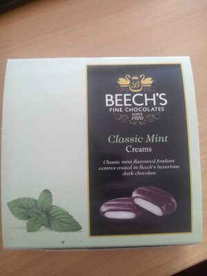 Classic Mint Creams - Product