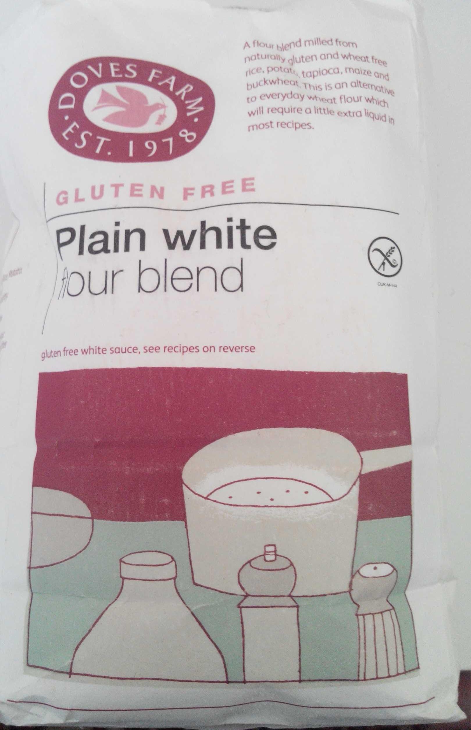 Plain white flour blend - Product