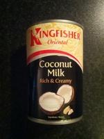 Kingfisher Coconut Milk 400ml - Product - en