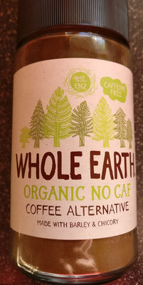 Organic No Caf Coffee Alternative - Product - en