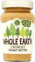 Crunchy Peanut Butter - Produit - fr