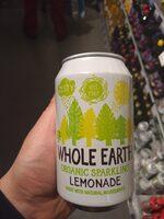 Organic Sparkling Lemonade - Produit - fr