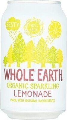Organic Sparkling Lemonade - Product - fr