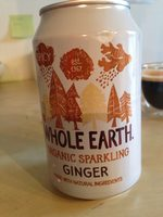 Organic Sparkling Ginger - Product