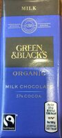 Milk chocolate 37% cocoa - Product - en