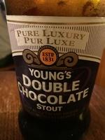 Double chocolate stout - Produit