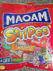 Maoam Stripes 170G Bag - Produit