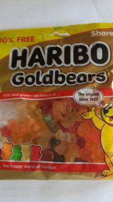 Goldbears Haribo - Produit