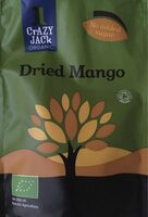 Dried Mango - Product