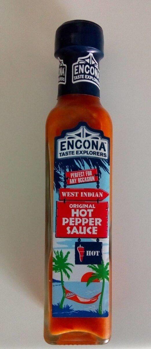 Encona West Indian Hot Pepper Sauce - Produto - en