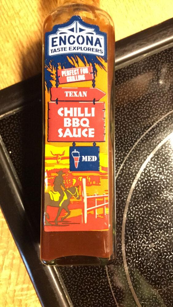 Sauce Encona Barbecue Au Piment - Product