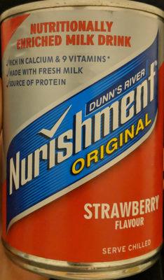Nurishment Original Strawberry - Product