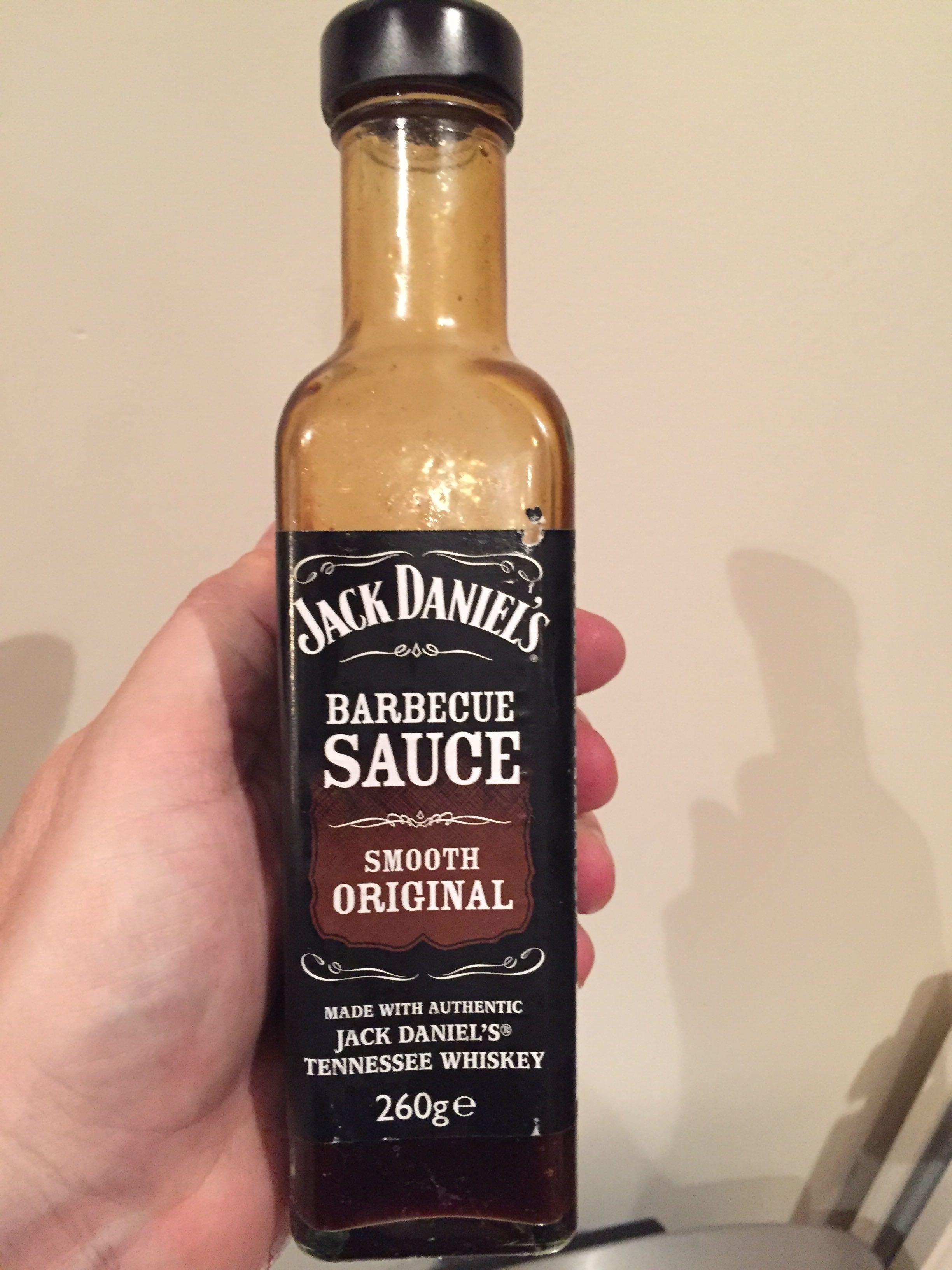 BBQ Sauce - Product - en