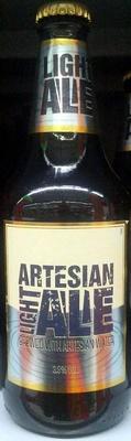 Artesian Light Ale - Prodotto - en