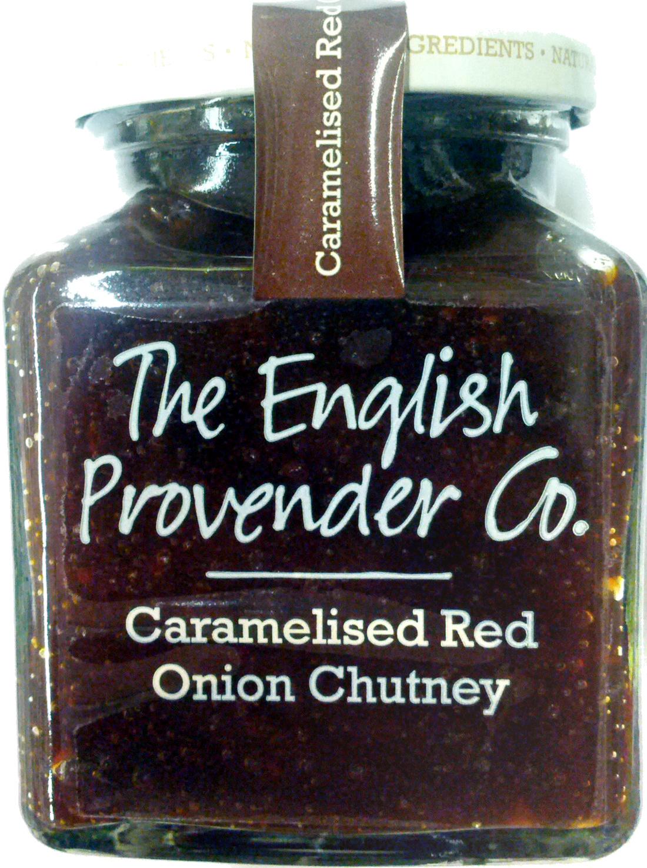 Caramelised Red Onion Chutney - The English Provender Co ...