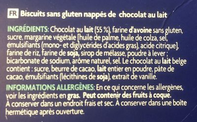 Chocoful - Ingredients