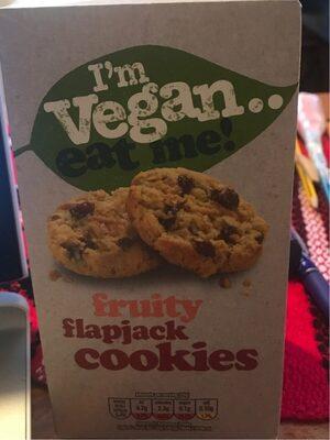 Fruity flapjack cookies - Produit - en