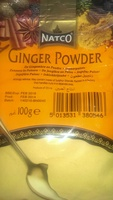 Ginger Powder - Product