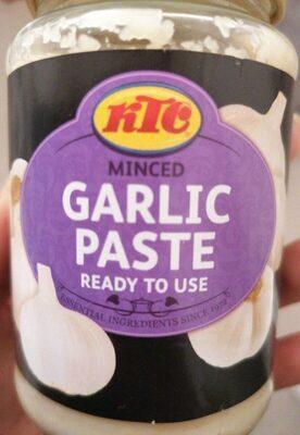 KTC Minced Garlic Paste - Produit