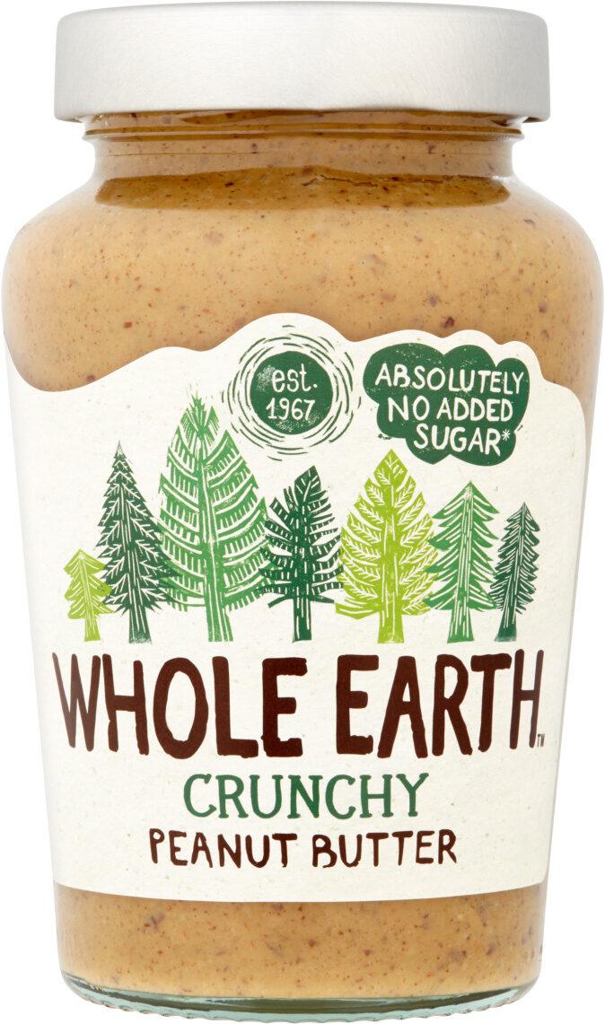 Crunchy Peanut Butter - Producto - en