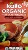 organic beef gravy granules - Product