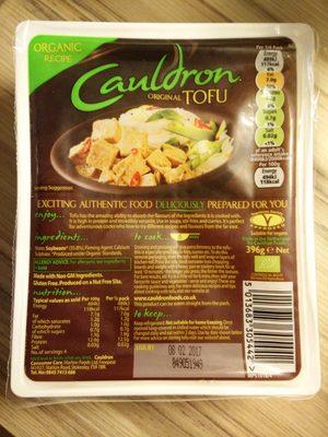 Cauldron Original Tofu - Product - en