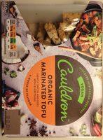 Organic Marinated Tofu - Produit - fr