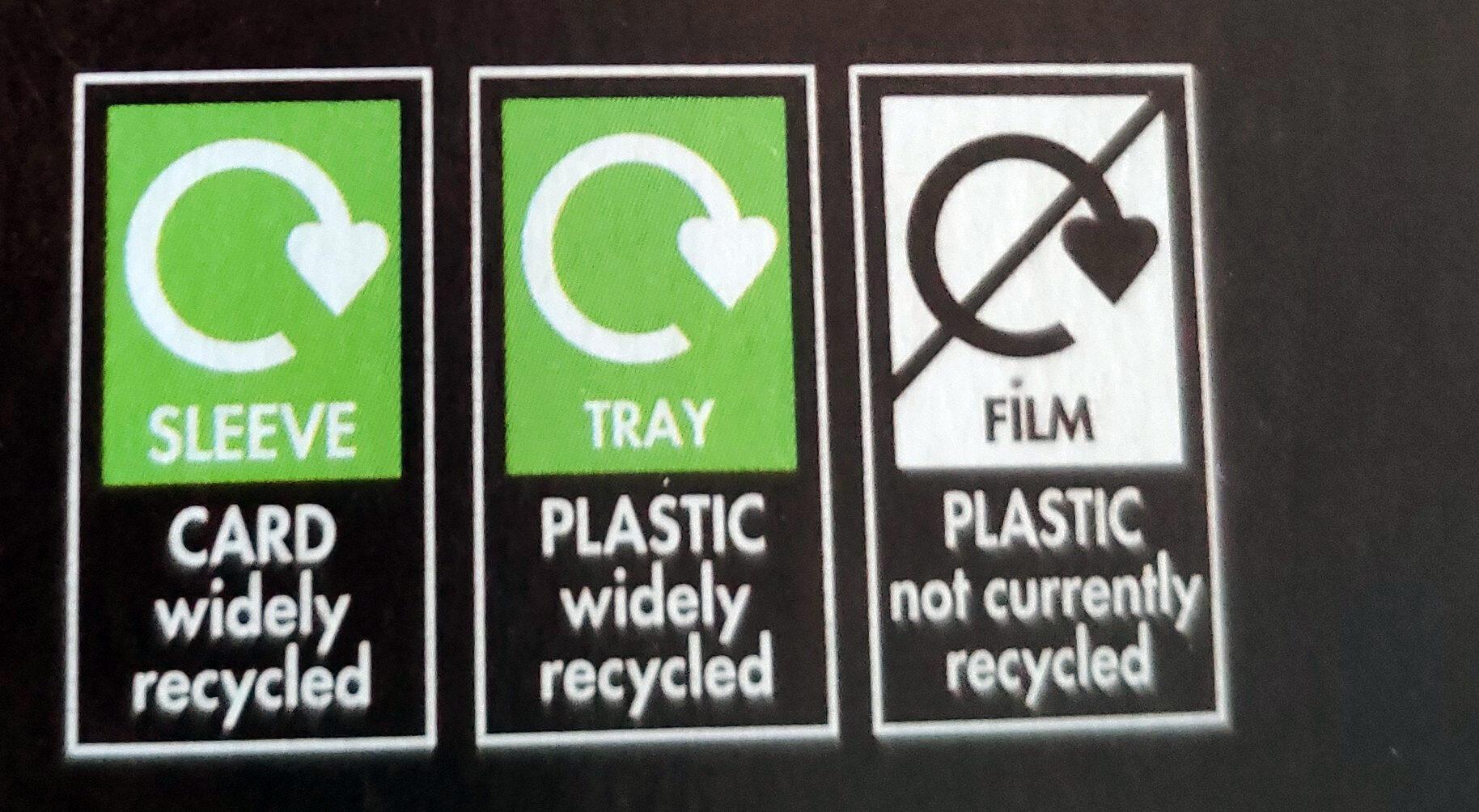 Organic Marinated Tofu - Instruction de recyclage et/ou informations d'emballage - en