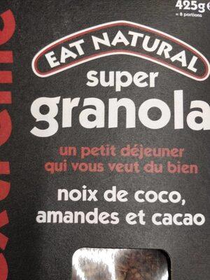 Super Granola - Prodotto - fr