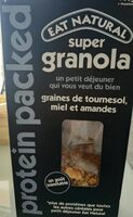 Super granola protein packed - Product - en