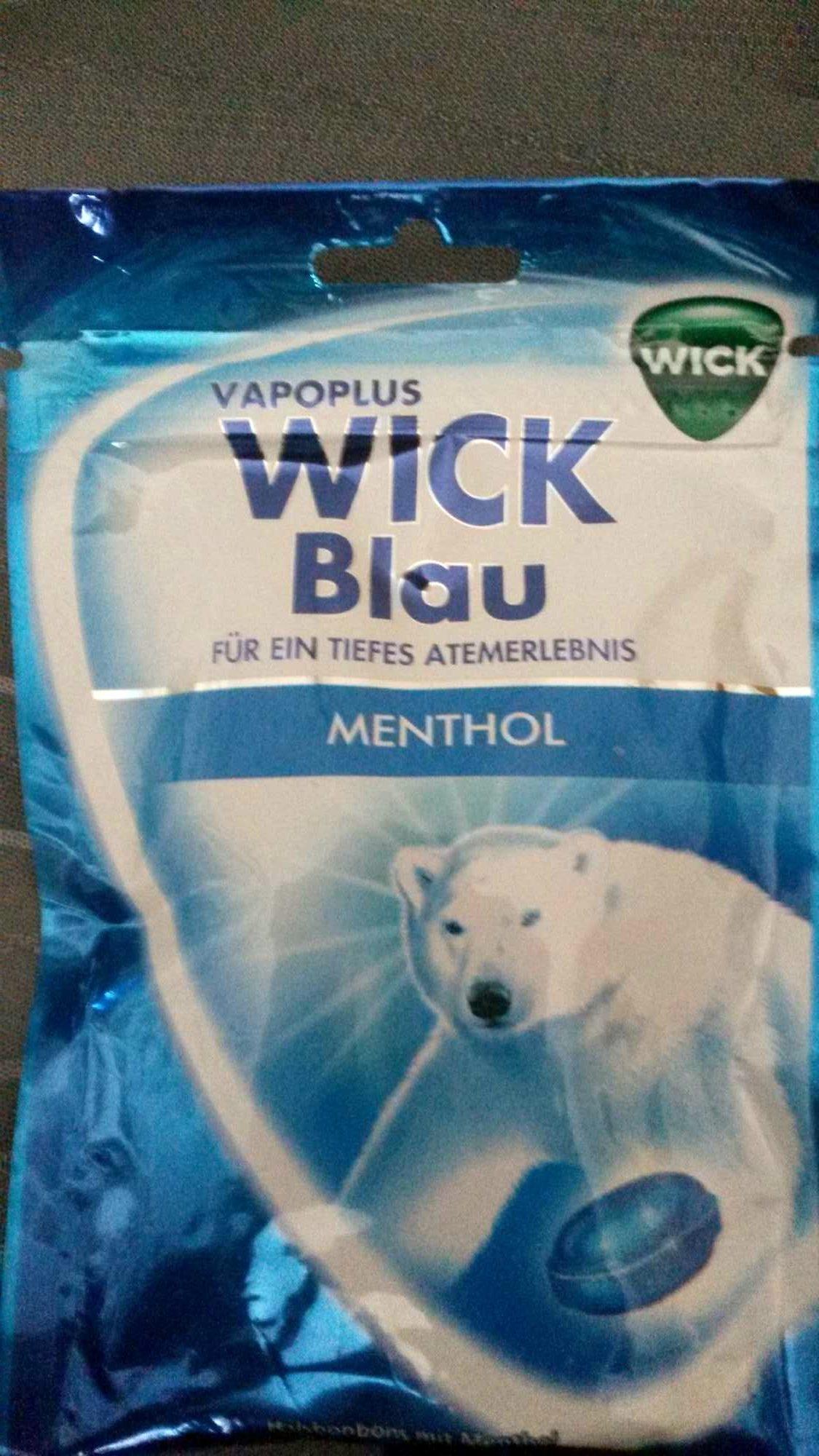 Wick Blau - Produit - fr