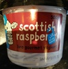 Scottish Raspberry live gourmet yoghurt - Product