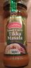 Sauce Curry Tikka Massala - Produkt